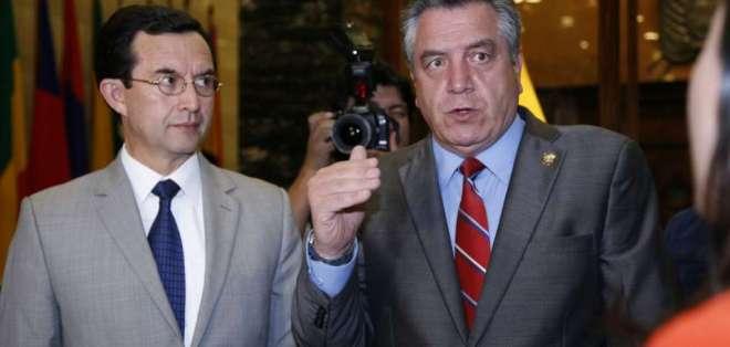 Con el envío del proceso contra el vicepresidente arranca formalmente el trámite en el Legislativo. Foto: API