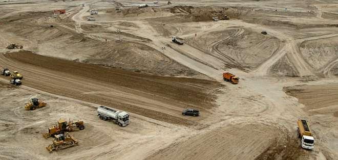 Delegados mantendrán reuniones por el interés en invertir en refinería. Foto: Archivo Andes