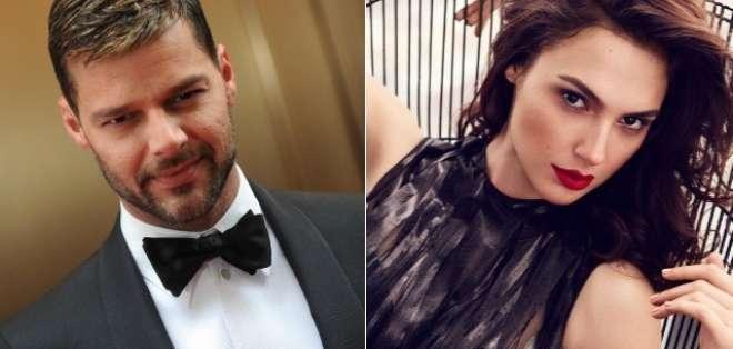 LOS ÀNGELES, EE.UU.- La entrega de premios se realizará el 7 de enero de 2018 y Ricky Martin junto a Gal Gadot presentarán juntos. Foto: Collage.