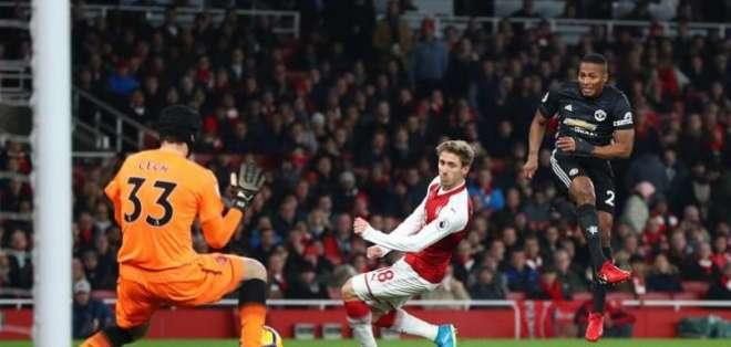 Uno de los tantos de Antonio Valencia está nominado a gol del año en el Manchester United.