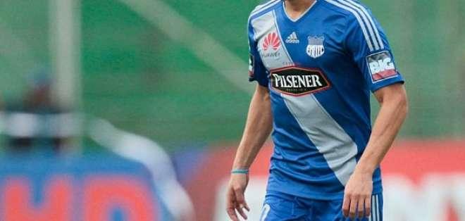 Fernando Gaibor estaría en la mira de Independiente de Avellaneda de Argentina.