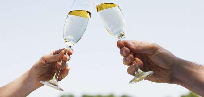 El sonido de las burbujas, que depende de su tamaño, revelan la calidad del vino.