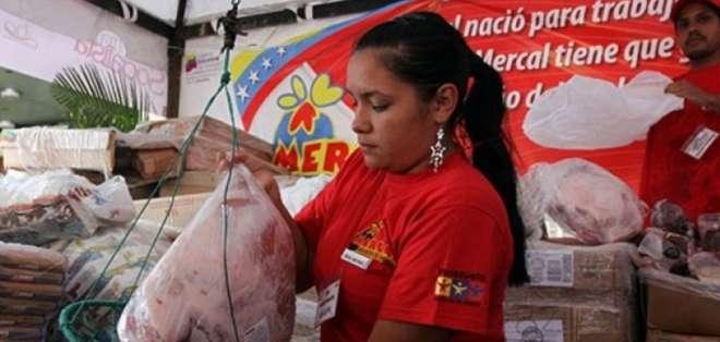 Colombia autoriza envío de unas 50 toneladas de pernil a Venezuela. Foto: referencial