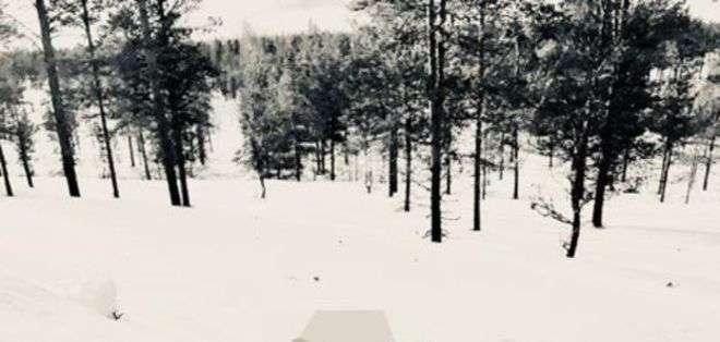 Para alguien a quien le gusta el anonimato, no sorprende que Jonathan Hirshon disfruta lugares remotos como Lapland, en Finlandia (Foto: JONATHAN HIRSHON).