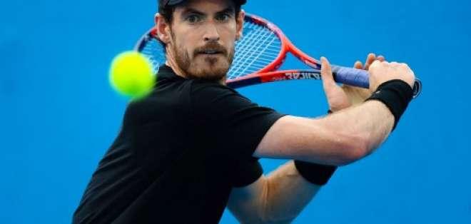 El tenista británico solo ha jugado un partido desde su lesión en julio pasado. Foto: AFP