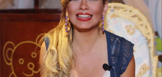 """ECUADOR.- Sharon """"La Hechicera"""", dejó un legado en la música ecuatoriana que el público jamás olvidará. Foto: Archivo"""