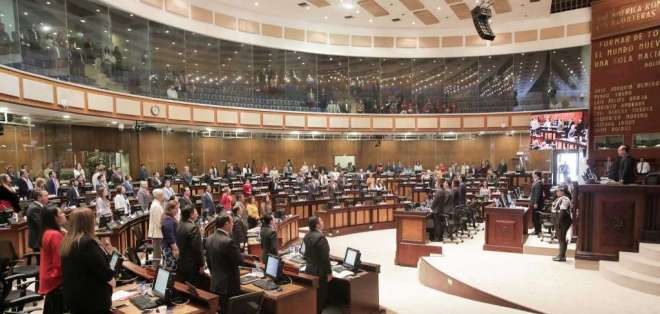 El Pleno podrá designar una comisión especializada para que analice los informes. Foto: Archivo