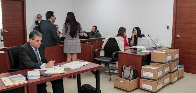 Jueza dispuso incautación de bienes de 2 compañías por el mencionado caso. Foto: API