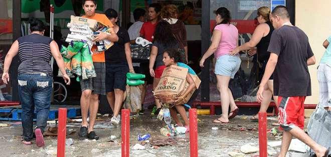 VENEZUELA.- Entre los fallecidos hay un menor de edad, dos hombres de 23 y 73 años y una mujer de 26. Foto: Diario La Tribuna