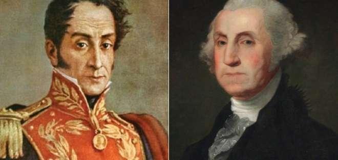 NUEVA YORK, EE.UU.- La pintura de Washington fue otorgada a El Libertador de Venezuela por su médico, el doctor y revolucionario Samuel D. Forsyth. Foto: Collage.