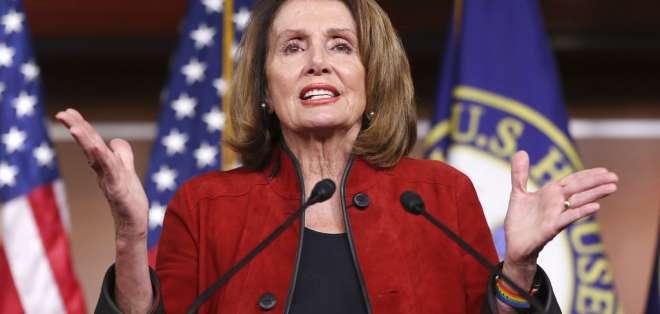 Los legisladores dijeron que buscan suficiente apoyo para lograr que el Congreso apruebe la medida. Foto: AP