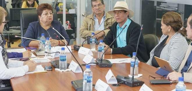 Estudios actuariales del IESS son necesarios para el incremento de pensiones en el Seguro Social Campesino. Foto: IESS Guayas.