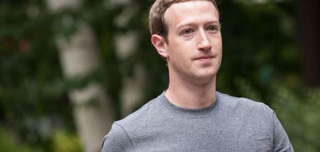 Los cambios de Facebook se implementarán en las próximas semanas, explicó su fundador, Mark Zuckerberg. Foto: GETTY IMAGES/BBC