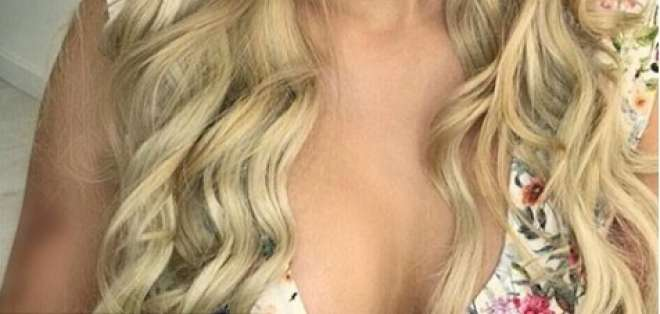 María Fernanda Pérez es parte del elenco de la telenovela de Sharon. Foto: Instagram