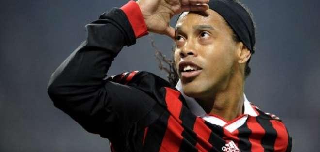 El astro brasileño se retira oficialmente a los 37 años y tras estar 2 sin jugar. Foto: AFP