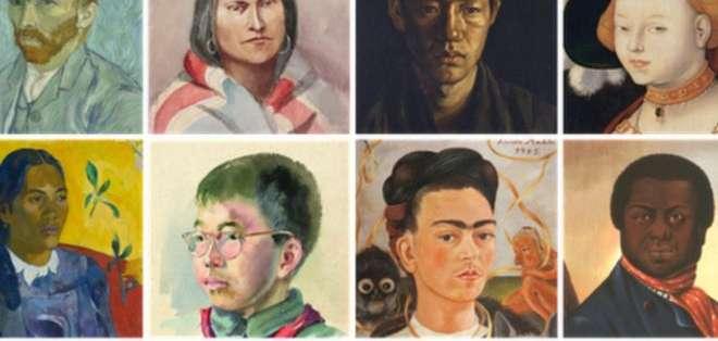 La aplicación Arts and Culture de Google contiene imágenes de más de 1.200 museos de 70 países.