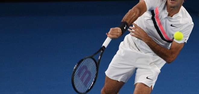 El suizo Roger Federer se las verá en octavos de final con el húngaro Marton Fucsovics.