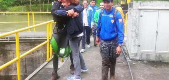 El deportista es uno de los 5 jóvenes que se accidentaron mientras practicaban kayak. Foto: Twitter
