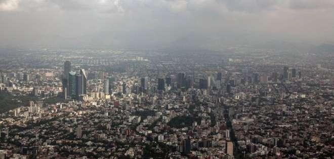 Se estima que sólo Ciudad de México produce 11.000 millones de toneladas de basura cada día. Foto: GETTY IMAGES