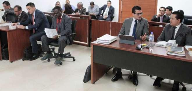 Tapia y otros dos procesados están acusados de presunto tráfico de influencias. Foto: API