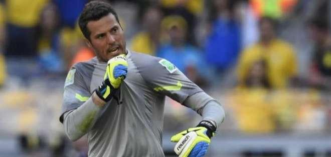A sus 38 años, Julio César jugará la Libertadores como nuevo refuerzo del Flamengo.
