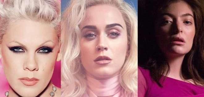 Artistas femeninas calificaron de 'inapropiadas' las declaraciones de Neil Portnow, presidente de la Academia de Grabación. Foto: Collage.