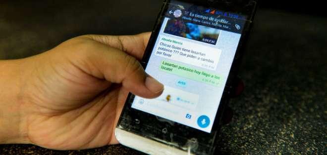 Signal: el 'WhatsApp seguro' que prefiere Snowden. Foto: Referencial
