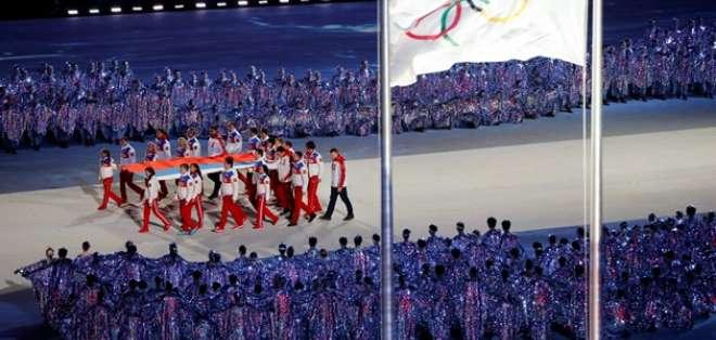 La delegación rusa que participó en los Juegos Olpimpicos de Sochi recuperó nueve medallas.