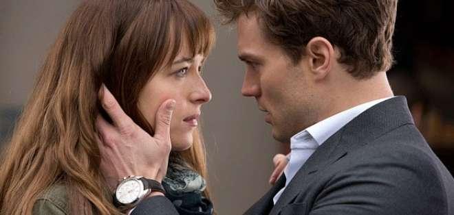 No se pierda '50 Sombras de Grey', el sábado 17 de febrero a las 22h00. Foto: Telegraph.co.uk