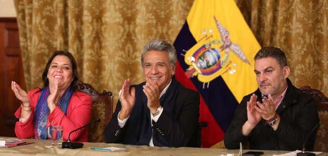 Mandatario insistió en que la Asamblea deberá implementar mecanismos para impulsar reformas. Foto: Flickr Presidencia