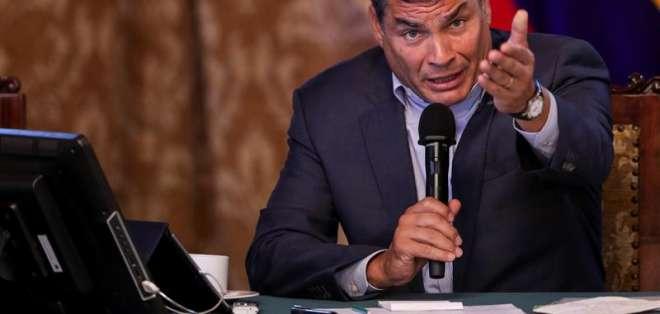El expresidente comparecerá por caso Petrochina. Foto: Archivo.
