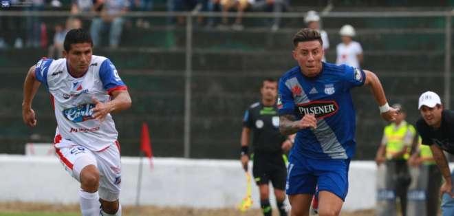 Joao Rojas firmó por cinco temporadas con Emelec, que adquirió el 50 por ciento de su pase.