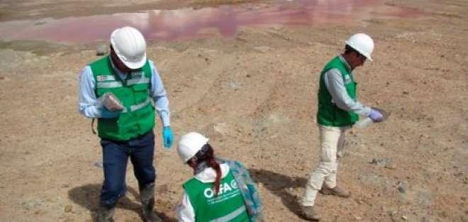 Reportan un derrame de gas líquido en la selva de Perú.
