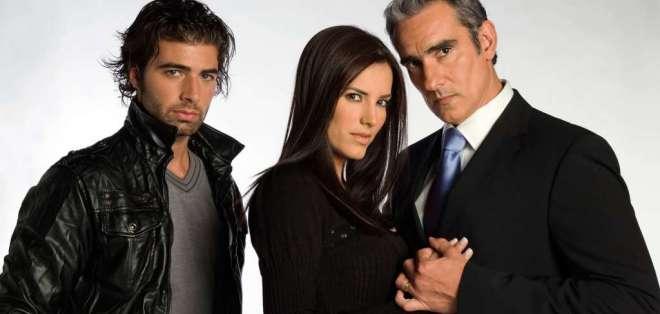 La telenovela Más sabe el diablo marcó el inicio del romance entre Jencarlos Canela y Gaby Espino. Foto: internet