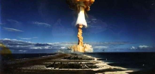 Galápagos cuenta con dos estaciones para detectar ensayos con armas nucleares. Foto: Referencial