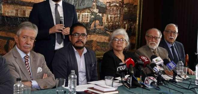 Moreno, en su enlace, se dirigió a Manabí donde el no triunfo en 4 preguntas. Foto; API