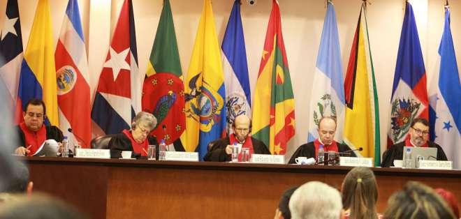 CIDH pidió a la Corte emitir medidas a favor del Consejo de Participación Ciudadana. Foto: Flickr CorteIDH