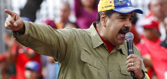 CARACAS, Venezuela.- Lucena precisó que la campaña se realizará del 2 al 19 de abril. Foto: AP.