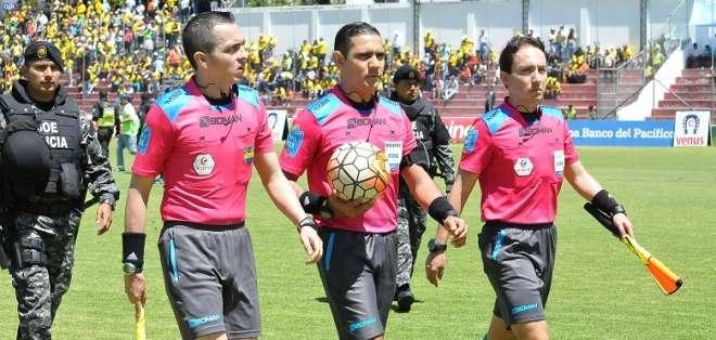 La jornada inicial se disputará en cuatro días distintos. Foto: Tomada de ecuafutbol.org