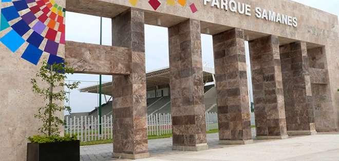 GUAYAQUIL, Ecuador.- En la zona Senderos de este parque se puede realizar canopy. Foto: internet