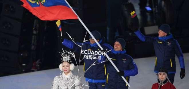 PYEONGCHANG, Corea del Sur.- El competidor disputará una medalla en la prueba 15 km. en esquí de fondo. Foto: AFP