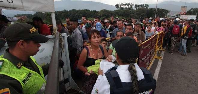 """CIDH denuncia """"alarmante"""" deterioro democrático y de DDHH en Venezuela. Foto: AFP"""