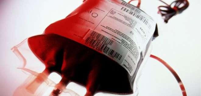 El plasma que utiliza la empresa Ambrosia proviene de bancos de sangre de hospitales especializados en trauma.