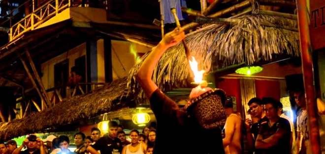 Establecimientos turísticos amplían horarios de funcionamiento durante el feriado de carnaval. Foto: Referencial