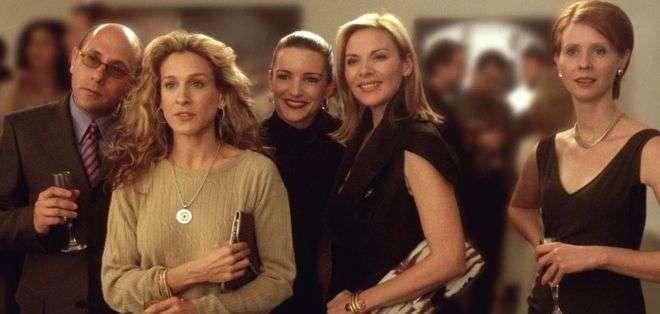 "HBO emitió la serie ""Sex and the City"" de 1998 a 2004."