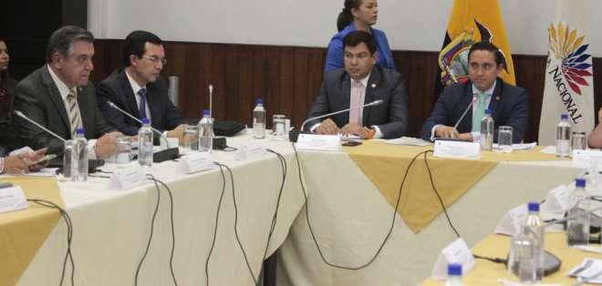 Asambleístas definieron cuándo se aprobaría ley sobre futuros integrantes del Cpccs. Foto: API