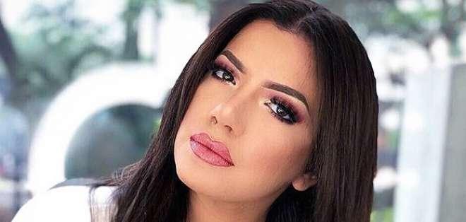La actriz pidió en redes sociales respeto para su vida privada. Foto: Instagram Samantha Grey.