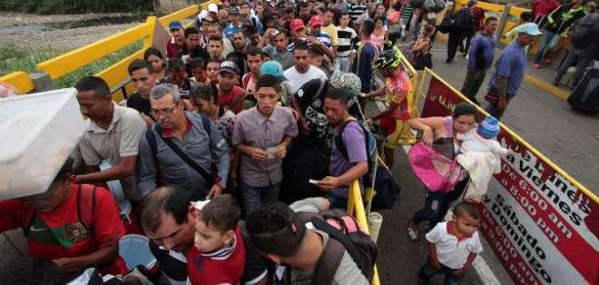 América Latina debe mantener sus puertas abiertas a los refugiados. Foto: Archivo - Referencial
