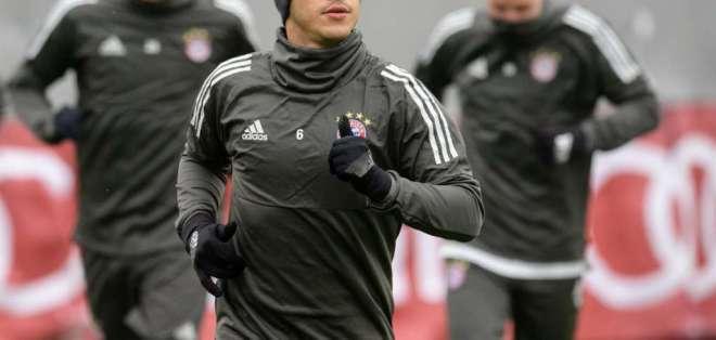El equipo alemán es uno de los candidatos a ganar la presente edición de la Champions League.