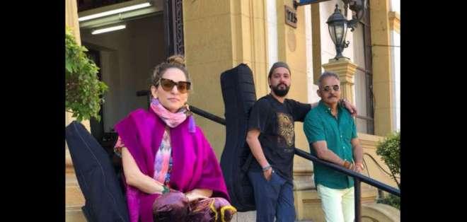 Cesa actuará en la categoría 'Competencia Internacional' del Festival de Viña del Mar. Foto: Cortesía.